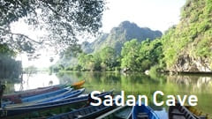Sadan Cave、Myanmar Travel Information